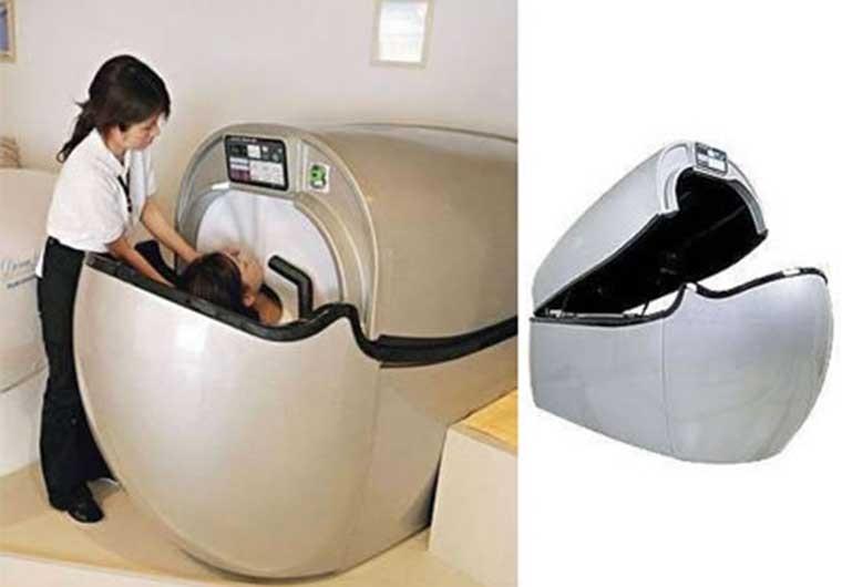 自动洗澡机